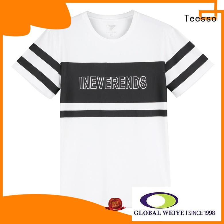 Teesso men's t shirts company wholesalers