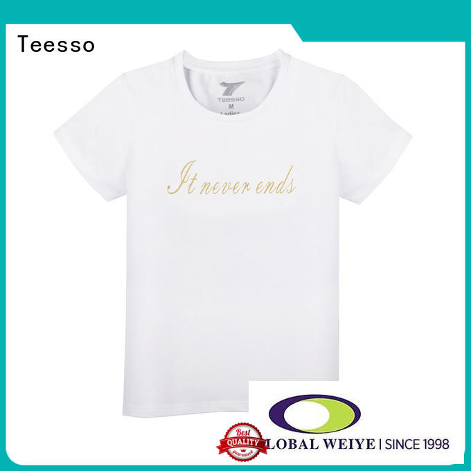 Teesso basic tees womens for business for sale