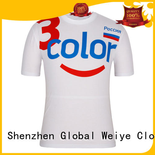 tshirt mens tee shirts men wholesalers Global Weiye